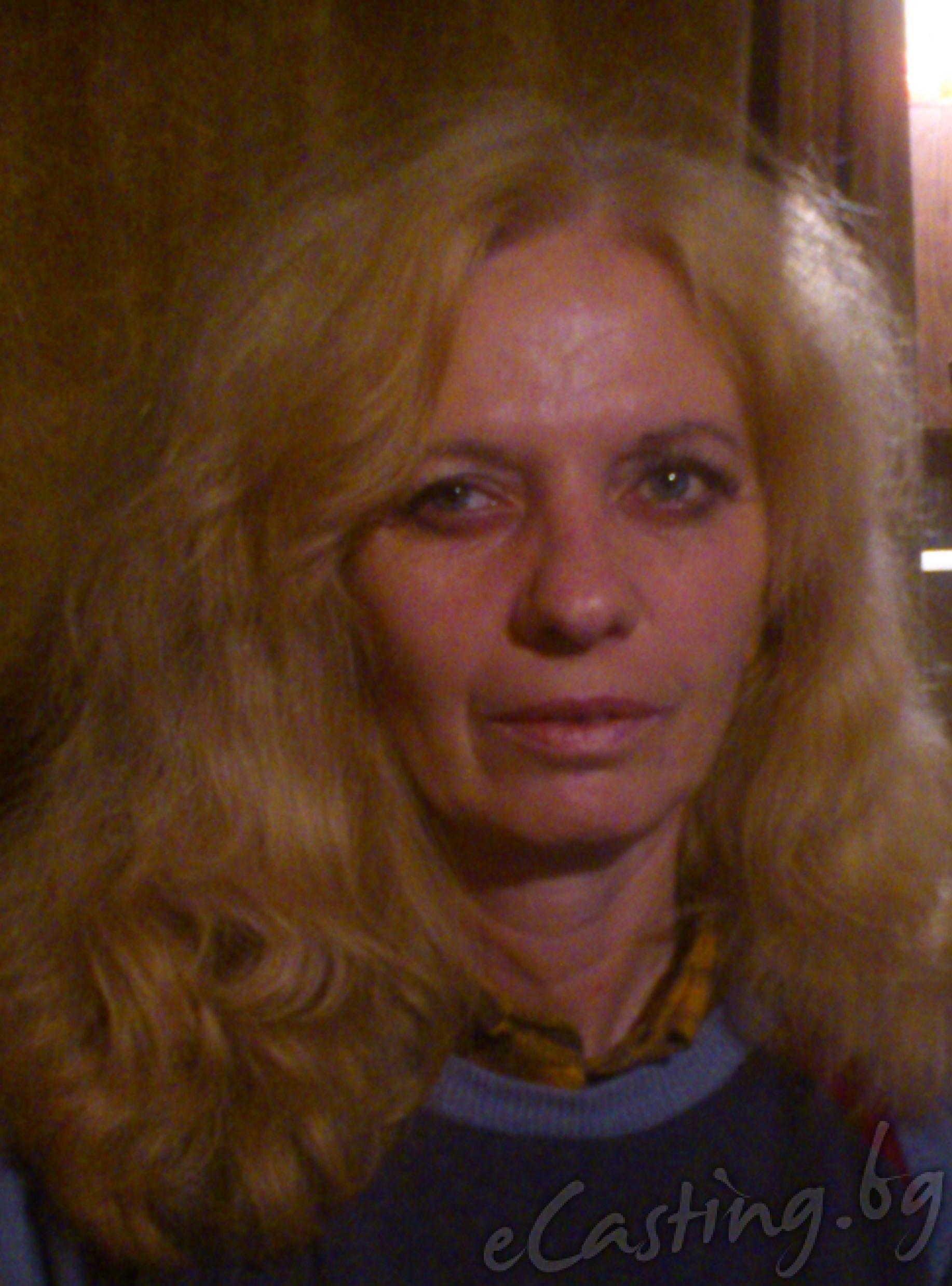 Галина Кожухарова